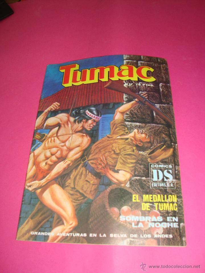 TUMAC Nº17 (Tebeos y Comics Pendientes de Clasificar)
