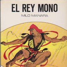 Cómics: EL REY MONO - MILO MANARA - COLECCIÓN TUMI / EXTRA 5 1981 - 400 PTS.. Lote 288558503