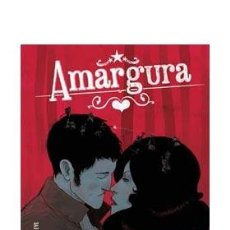 Cómics: CÓMICS. AMARGURA - TENTACLE EYE/ANTOINE OZANAM (CARTONÉ). Lote 48705392