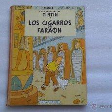 Cómics: TINTIN - LOS CIGARROS DEL FARAON 4º EDICION 1972. Lote 48706908