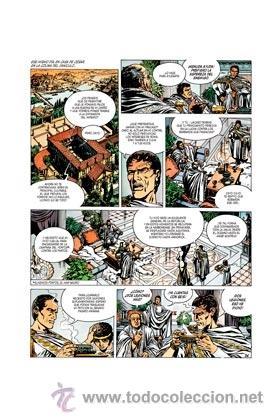 Cómics: Cómics. VAE VICTIS! INTEGRAL 02. LA GUERRERA LOCA - SIMON ROCCA/JEAN-YVES MITTON (Cartoné) - Foto 3 - 140793662