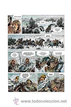 Cómics: Cómics. VAE VICTIS! INTEGRAL 02. LA GUERRERA LOCA - SIMON ROCCA/JEAN-YVES MITTON (Cartoné) - Foto 4 - 140793662