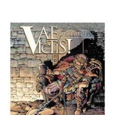 Cómics: CÓMICS. VAE VICTIS! INTEGRAL 03. LAS CONQUISTAS DE CESAR - SIMON ROCCA/JEAN-YVES MITTON (CARTONÉ). Lote 140793732