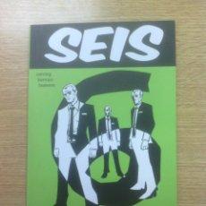 Cómics: SEIS (ALETA). Lote 48856049