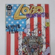 Fumetti: LOBO INFANTICIDIO -- Nº 2 DE 4 -- DC / EDICIONES ZINCO --. Lote 48857026