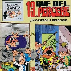 Cómics: CÓMIC 13,RUE DEL PERCEBE Nº 3. Lote 48886283
