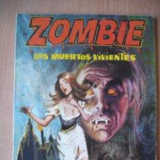 Cómics: ZOMBIE - LOS MUERTOS VIVIENTES - ED. PETRONIO. Lote 48908630