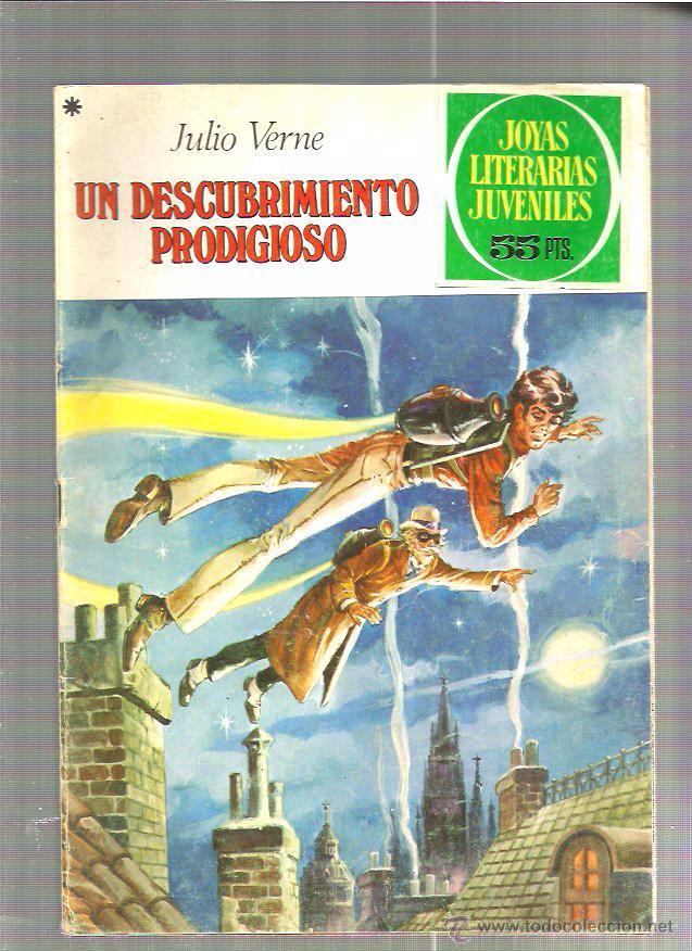 JOYAS LITERARIAS 194 (Tebeos y Comics Pendientes de Clasificar)