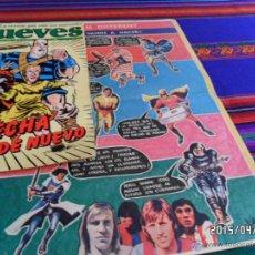 Cómics: EL JUEVES CON CAPITÁN TRUENO EN PORTADA. LA CODORNIZ CON JABATO GOLIATH EN CONTRAPORTADA. RAROS!!!!!. Lote 49069987