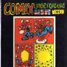 Cómics: COMIX UNDERGROUND - USA NÚMERO 2 - CJ191. Lote 49078432