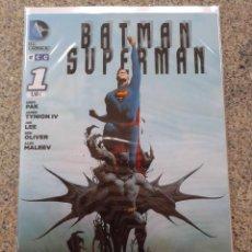 Cómics: BATMAN / SUPERMAN -- Nº 1 -- DC COMICS / ECC --. Lote 49094661