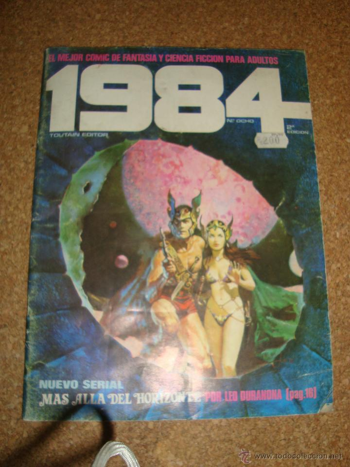 COMIC DE ADULTOS -1984- (Tebeos y Comics Pendientes de Clasificar)