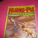 Cómics: COMIC KUNG-FU-LAS AVENTURAS DE LOS INVENCIBLES-. Lote 104308492