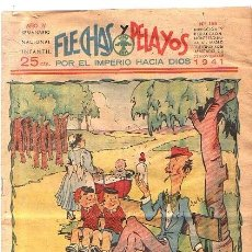 Cómics: FLECHAS Y PELAYOS Nº 155. Lote 49117141