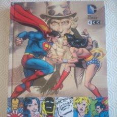 Cómics: SUPERMAN CONTRA EL MUNDO DE JOSÉ LUIS GARCÍA-LÓPEZ (FIRMADO), GERRY CONWAY, MARTIN PASKO.... Lote 49143145