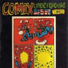 Cómics: COMIX UNDERGROUND - USA NÚMERO 2 - CJ193. Lote 49150126