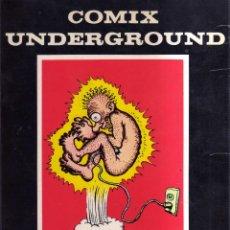 Cómics: COMIX UNDERGROUND - USA - CJ193. Lote 49150164