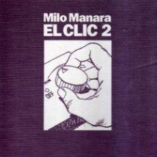 Cómics: MILO MANARA EL CLIC 2 - NORMA EDITORIAL. Lote 49151368