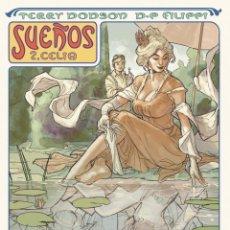 Cómics: CÓMICS. SUEÑOS 02. CELIA - TERRY DODSON/D. P. FILIPPI (CARTONÉ). Lote 178778472