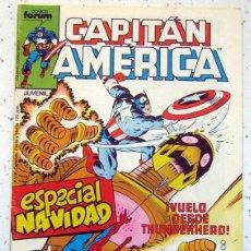 Cómics: COMIC . CAPITAN AMERICA . COMICS FORUM . NUMERO 24. Lote 49281107