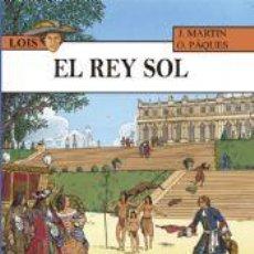 Cómics: LAS AVENTURAS DE LOIS Nº 1 - EL REY SOL. Lote 49324178