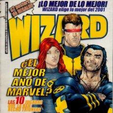 Cómics: REVISTA WIZARD Nº1 MARZO 2002.. Lote 49329042