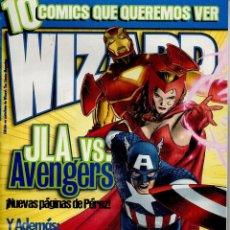Cómics: REVISTA WIZARD Nº7 SEPTIEMBRE 2002. Lote 49337204