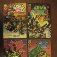 Cómics: X - MEN - ARMA X - COLECCION COMPLETA ( Nº 1 , Nº 2 , Nº 3 , Nº 4 ) EDITOTIAL PLANETA , AÑO 1995.. Lote 49340563