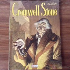Cómics: CROMWELL STONE - ANDREAS - EDICIONES ZINCO - 1ª EDICION 1991. Lote 49371578