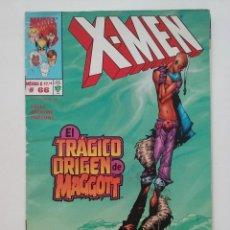 Cómics: X-MEN Nº 66 - EL TRAGICO ORIGEN DE MAGGOTT - MARVEL COMICS - ARGENTINA. Lote 49385855