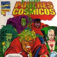 Cómics: PODERES COSMICOS Nº 2 FORUM - CJ198. Lote 49401746