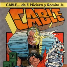 Cómics: CABLE - SANGRE Y METAL - FORUM - CJ198. Lote 49401933