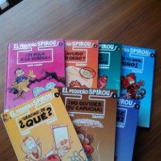 Comics : PEQUEÑO SPIROU (LOTE CON NÚMEROS 1 A 7). Lote 49412027