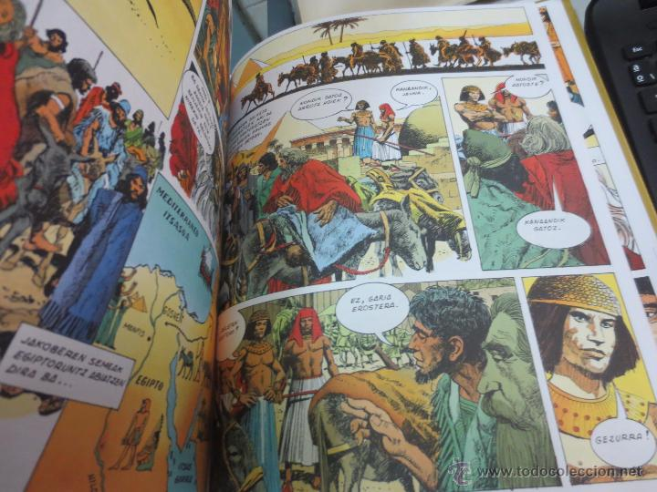 Cómics: KREAZIOA. AITAGOIAK ERIDETZEN BIBLIA EDIT PLAZA&JANÉS AÑO 1985 - Foto 2 - 49459254