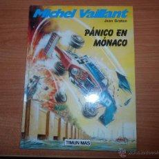 Cómics: MICHEL VAILLANT Nº 1 PÁNICO EN MÓNACO EDITA TIMUN MAS 1991 TAPA DURA. Lote 49598844
