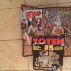 Cómics: LOTE DE 3 COMICS GEN 13, YOUNGBLOOD, TÓTEM. Lote 49607577