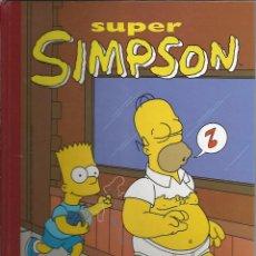 Cómics: SÚPER SIMPSON. MATT GROENING. Lote 49637404