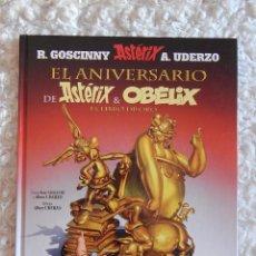 Cómics: ASTERIX - EL ANIVERSARIO DE ASTERIX Y OBELIX ( EL LIBRO DE ORO). Lote 54573637