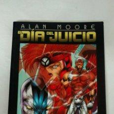 Cómics: EL DIA DEL JUICIO DE ALAN MOORE , ED. RECERCA. Lote 49826079