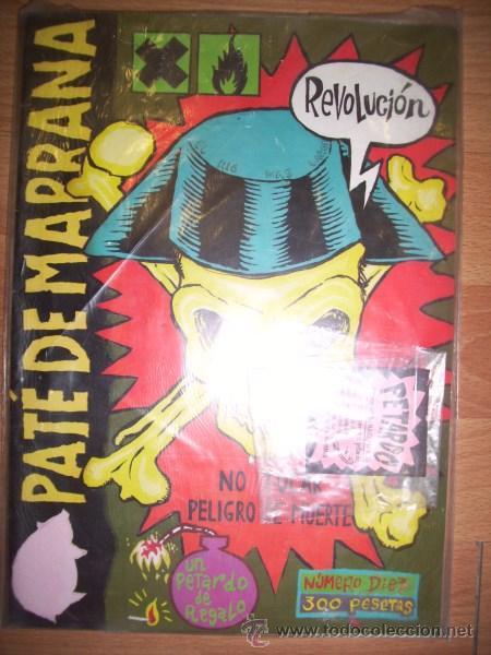 PATÉ DE MARRANA. Nº 10 : REVOLUCIÓN. [PATÉ DE MARRANO] (Tebeos y Comics - Comics otras Editoriales Actuales)