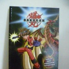 Cómics: BAKUGAN-COMIENZA LA BATALLA. Lote 49944055