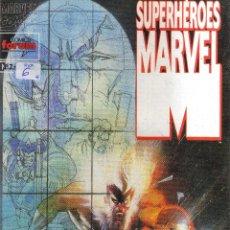 Cómics: SUPERHÉROES MARVEL NÚMERO 7 - FORUM - CJ207 . Lote 50047159