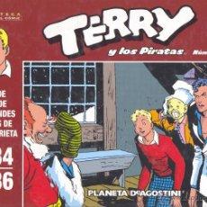 Cómics: TERRY Y LOS PIRATAS. NÚMERO ESPECIAL. PLANETA, 2005 . Lote 50140420