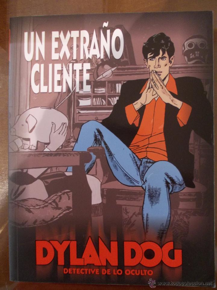 DYLAN DOG DETECTIVE DE LO OCULTO-UN EXTRAÑO CLIENTE-ALETA EDICIONES-PERFECTO (Tebeos y Comics - Comics otras Editoriales Actuales)