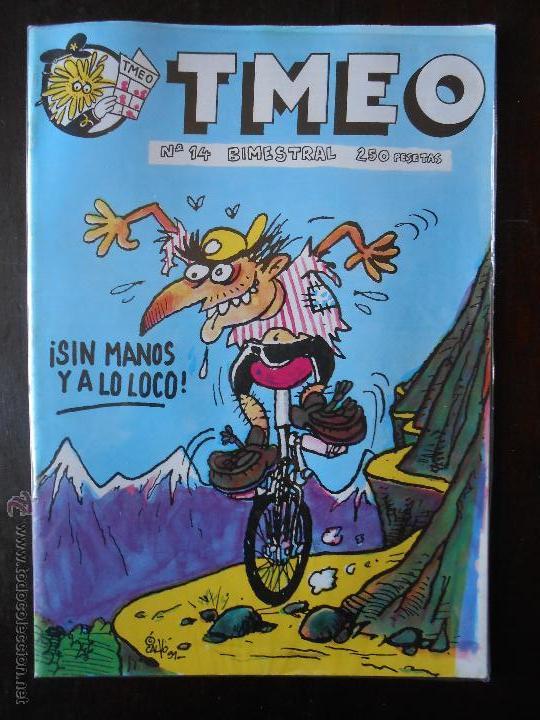 TMEO Nº 14 (O1) (Tebeos y Comics - Comics otras Editoriales Actuales)