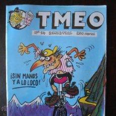 Cómics: TMEO Nº 14 (O1). Lote 50244135