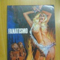 Cómics: MAFIA - FANATISMO, PUBLICACIONES PARA ADULTOS, EDICIONES RO 1980. Lote 50256068