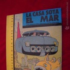 Cómics: PERE VIDAL 3 - LA CASA SOTA EL MAR - MADORELL - ED. CASALS - CARTONE - EN CATALAN. Lote 50287285