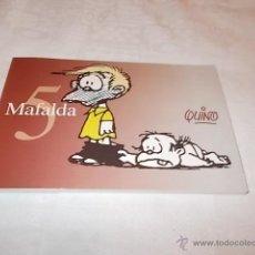 Cómics: MAFALDA Nº 5. Lote 50310619