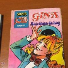 Cómics: SUPER JOYAS GINA Nº 24 . Lote 50355209